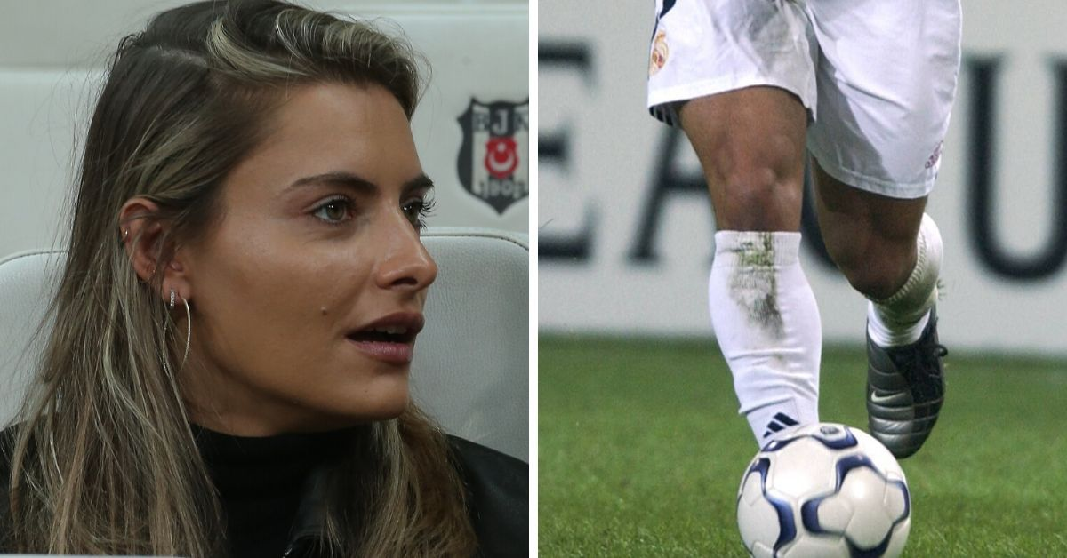 Sophia Thomalla will Oberschenkel wie Fußball-Legende Roberto Carlos