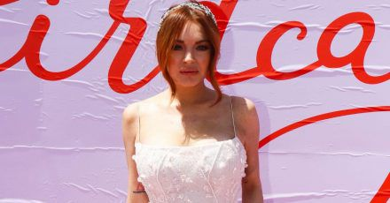 Lindsay Lohan will wieder singen