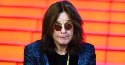 Ozzy Osbourne hat Parkinson