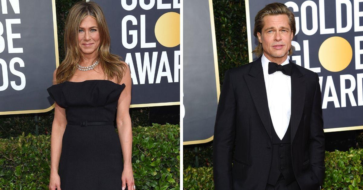 Brad Pitt und Jennifer Aniston: Paar-Reunion?