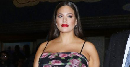 Ashley Graham: Wilder Schwangerschafts-Tanz