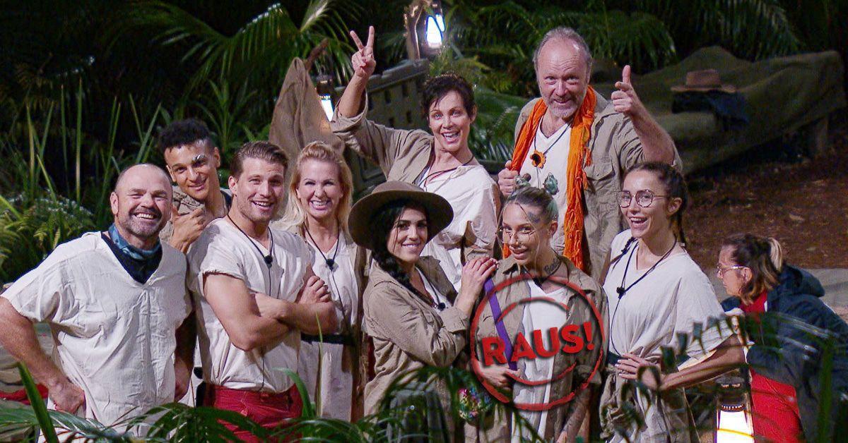 Dschungelcamp Tag 9: Land unter und Toni Trips muss gehen