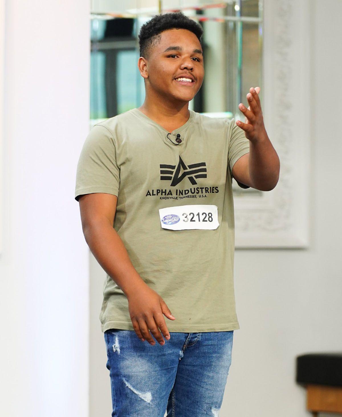 """DSDS: Julien Mhondera war schon bei """"The Voice Kids"""""""