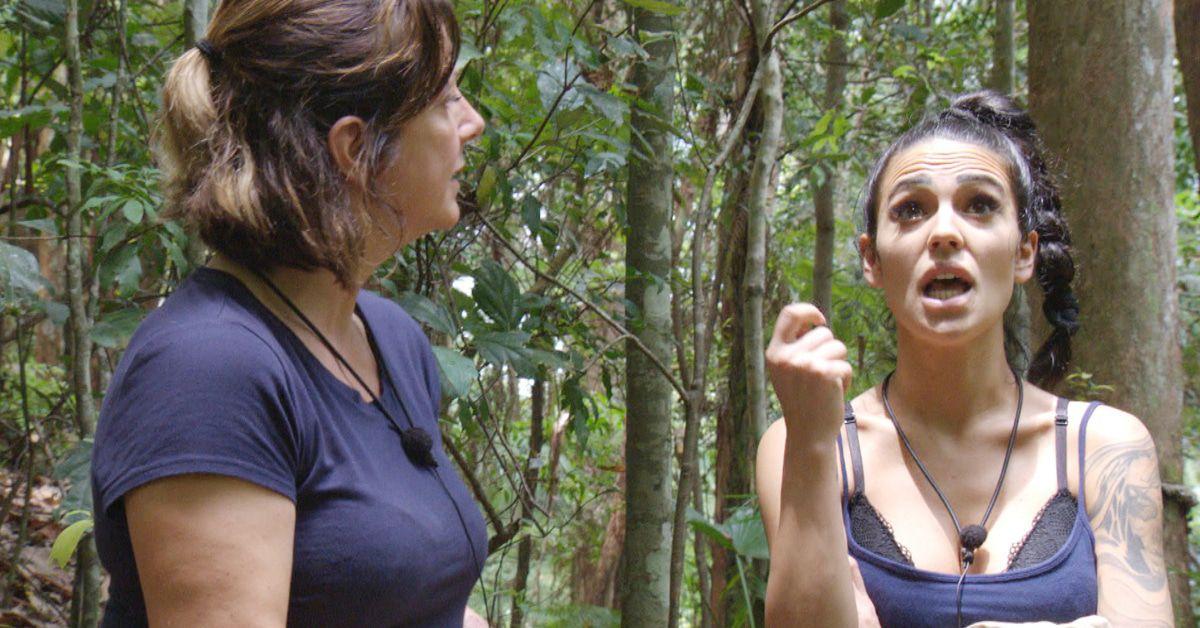 Dschungelcamp Tag 7: Die Fetzen fliegen zwischen Danni und Elena