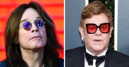 Ozzy Osbourne und Elton John bringen gemeinsame Ballade raus