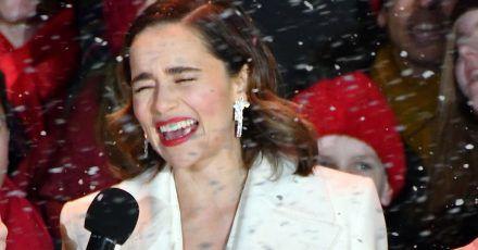 """Emilia Clarke bekommt """"Albträume"""", wenn sie geschminkt schlafen geht"""