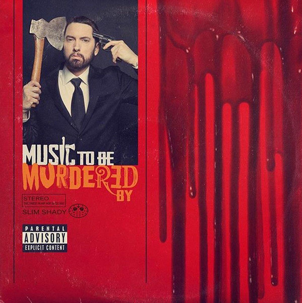 """Eminem: Neues Album """"Music To Be Murdered By"""" ist überraschend da"""