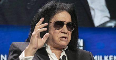 Kiss-Gigant Gene Simmons liebt Müsli mit Eiswürfeln
