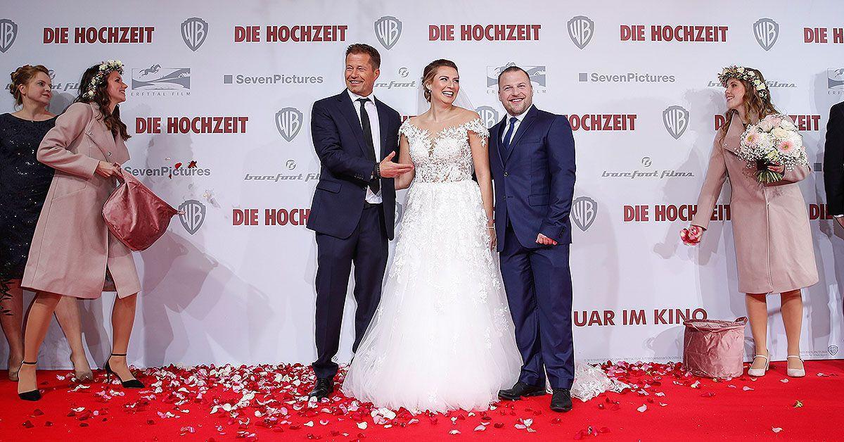 Til Schweiger: Hochzeit bei Film-Premiere in Berlin