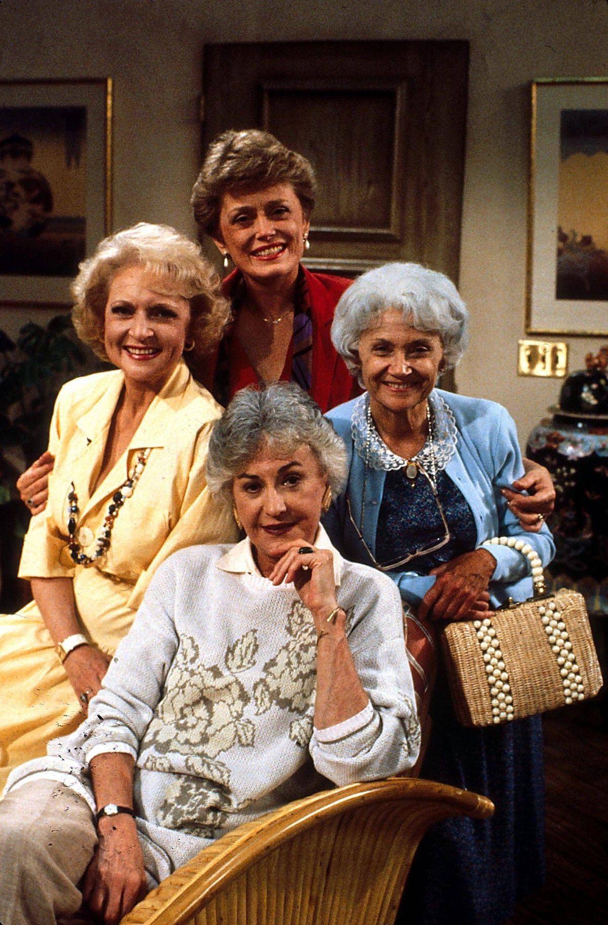 """""""Golden Girls"""": Betty White wird 98 Jahre jung"""