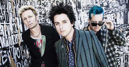 Green Day wollen bei einem Fan Zuhause Album-Release feiern