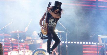 Guns N'Roses kommt mit neuem Album einfach nicht voran