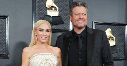 """Gwen Stefani und Blake Shelton: """"Wir singen zuhause die ganze Zeit"""""""