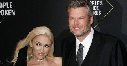 Gwen Stefani: Grammy-Show mit Lover Blake Shelton