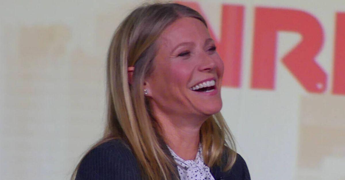Gwyneth Paltrow deckt auf, was hinter der Vagina-Kerze steckt