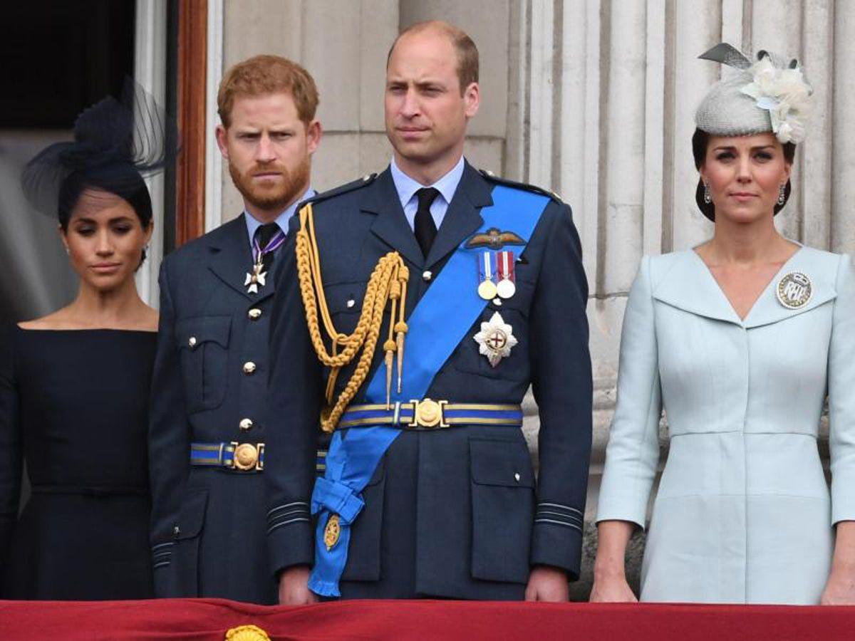 Harry und Meghan machen Schluss - und William schäumt vor Wut?