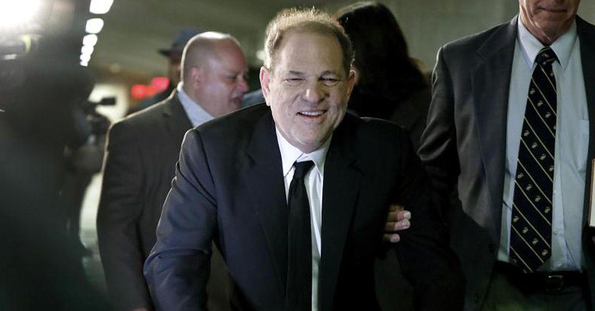 Weinstein auf Mitleidstour? Alles über den Prozessauftakt