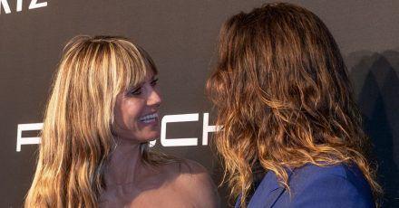 """Heidi Klum: """"Weiß nicht, wann ich das letzte Mal so glücklich war"""""""