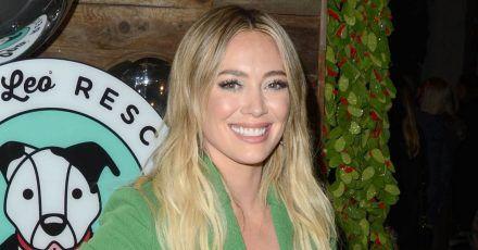 """Hilary Duffs Tochter soll im selben Kleid heiraten - """"Es wird schon gereinigt"""""""