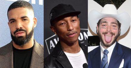 Die zehn erfolgreichsten R´n´B & Hip Hop-Songs des Jahrzehnts (Teil 2)