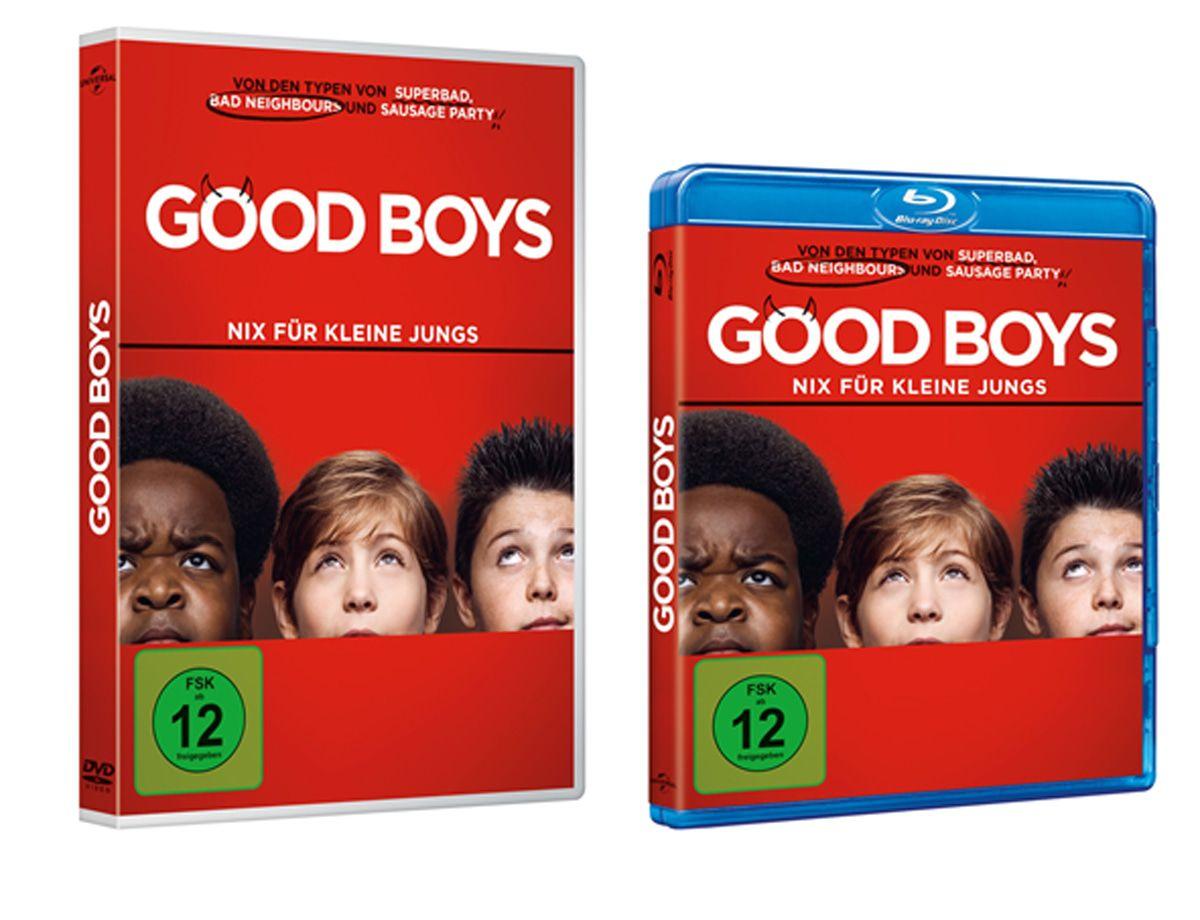 Good Boys - Nichts für kleine Jungs