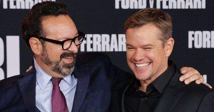 Matt Damon: Neuer Film mit Regisseur James Mangold