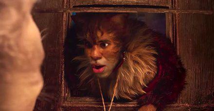 """Filmflop """"Cats"""" gewinnt einen Preis. Aber was für einen!"""