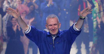 Jean Paul Gaultier: Spektakulärer Abschied vom Laufsteg