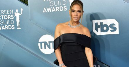 Best Dress of the Day (848): Jennifer Lopez im Midi-Kleid