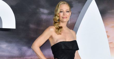 Best Dress of the Day (844): Jeri Ryan verzaubert London