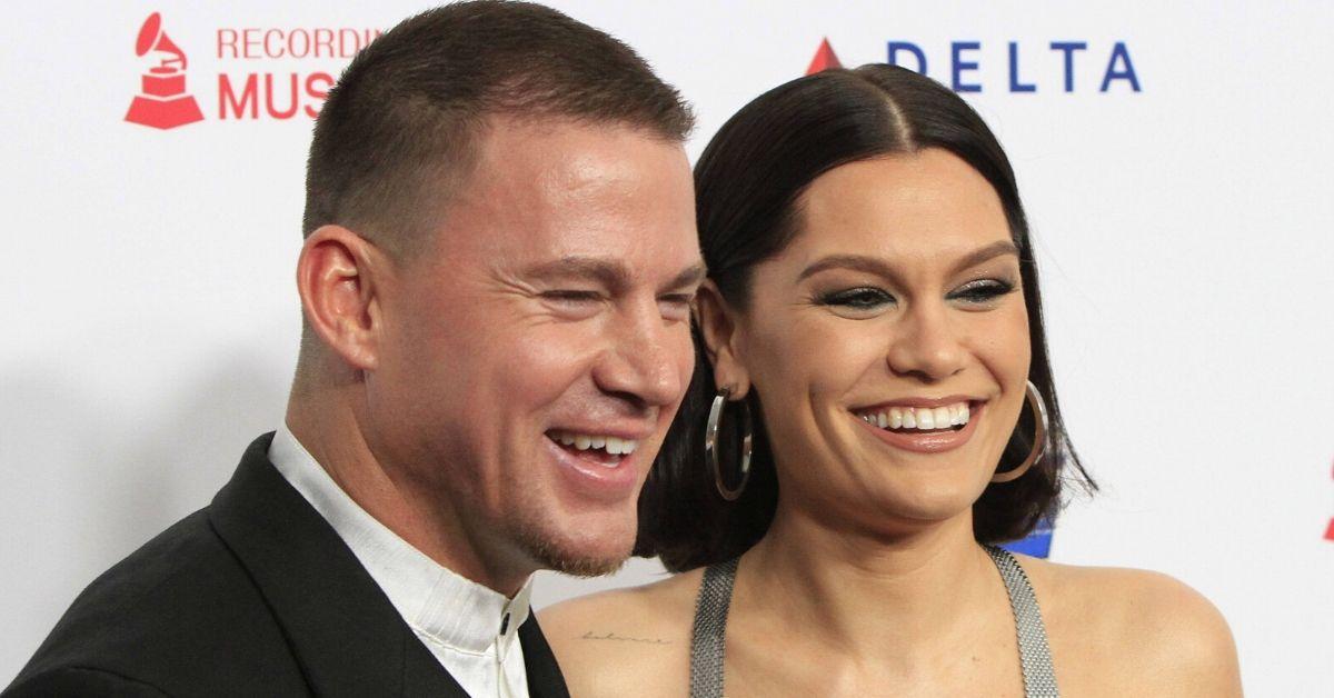 Jessie J postet wildes Knutsch-Video mit Channing Tatum