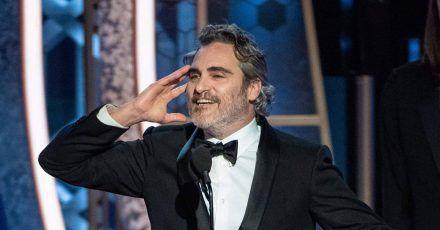 Joaquin Phoenix wurde verhaftet