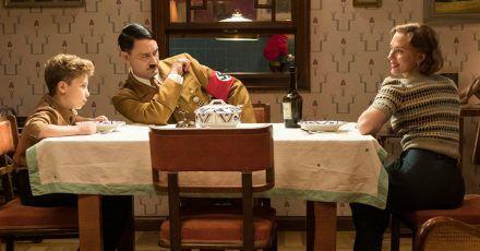 "Filmkritik ""Jojo Rabbitt"": Scarlett Johansson in einer Nazi-Satire"