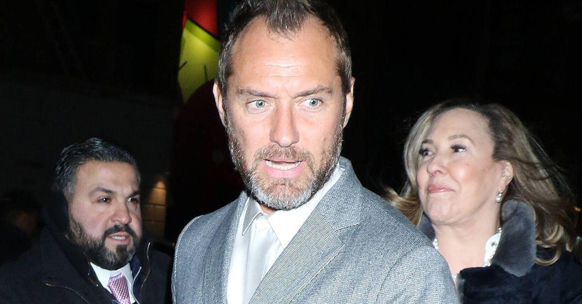 Jude Law Will Noch Ein Sechstes Baby