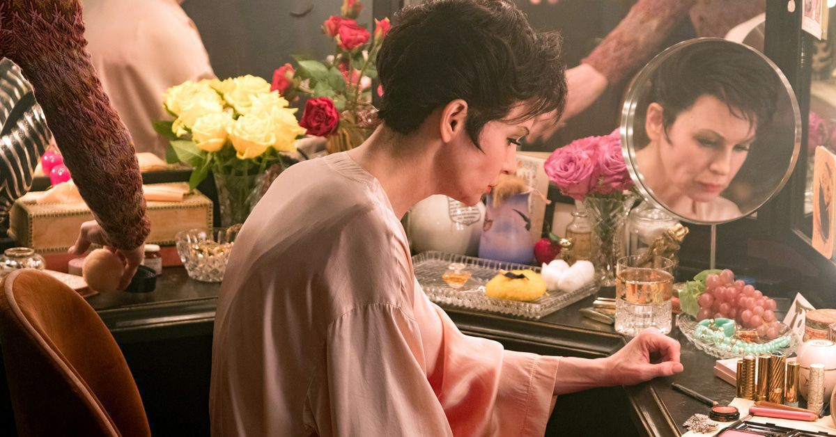 Renée Zellweger ehrt in Dankesrede die große Judy Garland