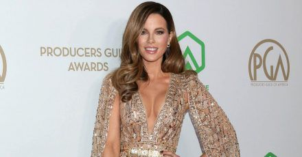 Best Dress of the Day (845): Kate Beckinsale glänzt in Gold