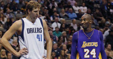 Kobe Bryant: So emotional verabschieden sich die Promis
