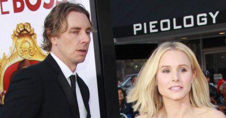 Ehe-Krach bei Kristen Bell und Dax: Als Entschuldigung gibt's nen Hund