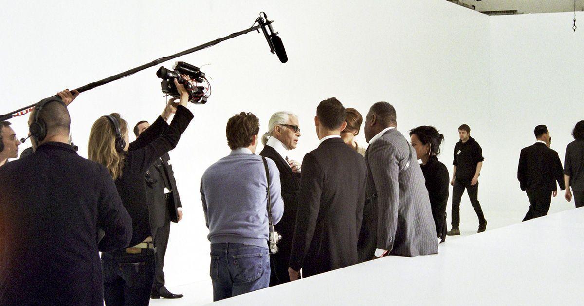 Karl Lagerfeld: RTL gedenkt ihm mit Doku zum ersten 1. Todestag