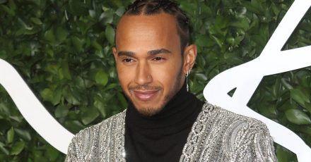 Lewis Hamilton findet sein Leben als Veganer besser