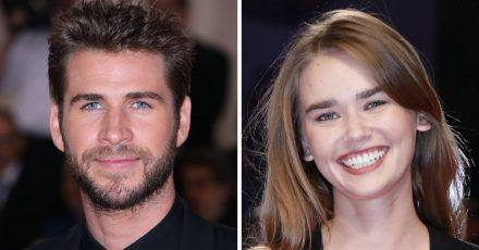 Liam Hemsworth: Hier knutschend mit Gabriella Brooks gesichtet