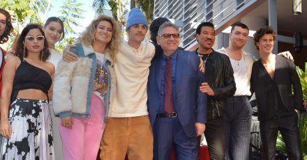 Lucian Grainge: Mega-Stars feiern diesen britischen Musik-Mogul