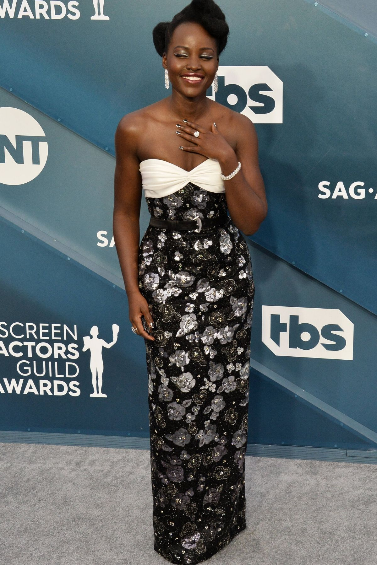 Lupita Nyong'o: Glamouröser geht's nicht