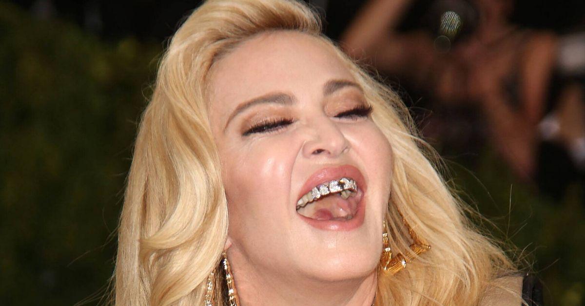Madonna trotzt dem nagenden Zahn der Zeit
