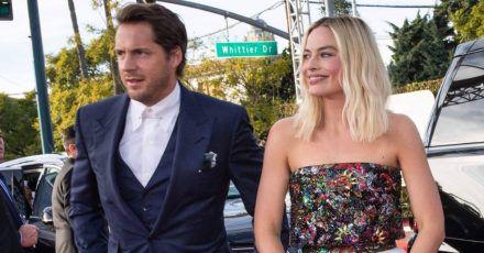 Margot Robbie: Das denkt ihr Mann über sie und ihren Kuschel-Hasen