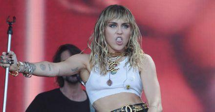 Miley Cyrus kündigt neue Musik an