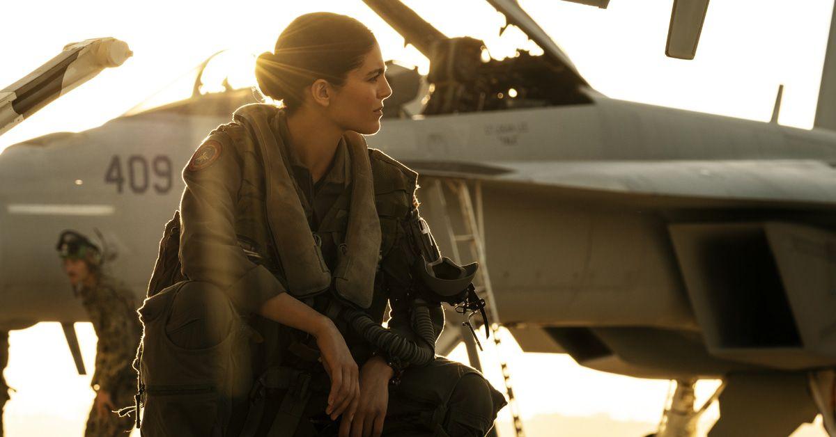 """""""Top Gun Maverick"""" mit Tom Cruise: Hier sind erste Bilder der Piloten!"""