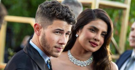 Priyanka Chopra und Nick Jonas wollten mit den Hunden auf den roten Teppich