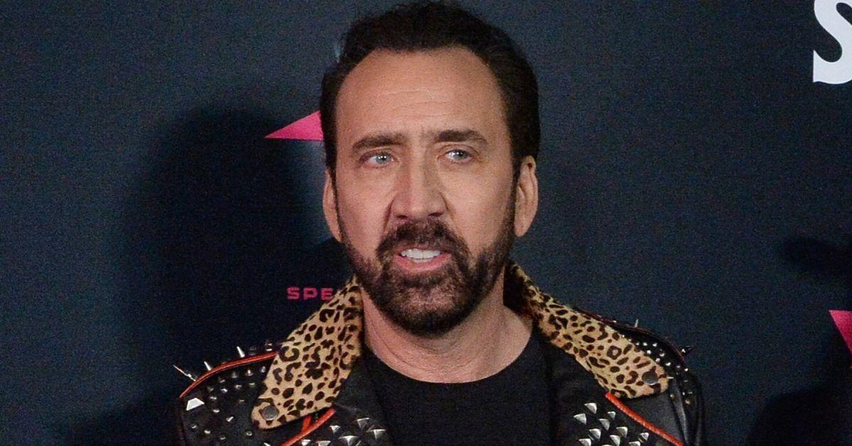 """Nicolas Cage nach Kurzzeit-Ehe: """"Ich bereue nichts"""""""