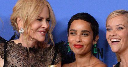 """Nicole Kidman über Zoë Kravitz: """"Ich fühle mich wie eine große Schwester"""""""